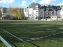 Aranbizkarra futbol zelaia