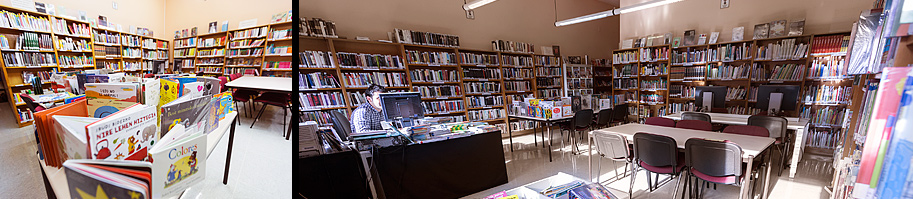 Biblioteca Abetxuko