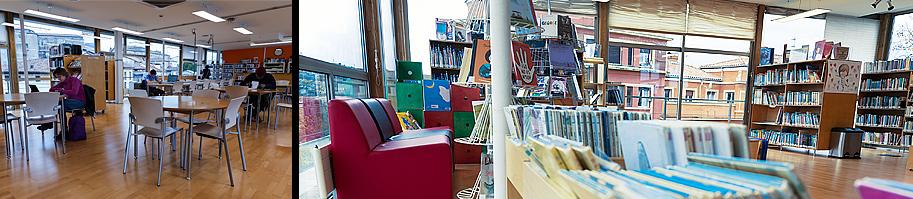 Biblioteca Aldabe