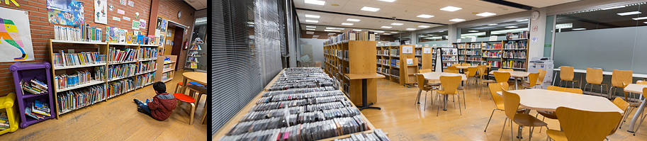 Biblioteca Arriaga