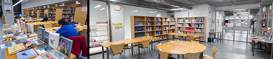 Biblioteca Hegoalde