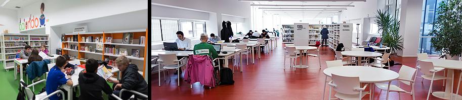 Biblioteca Ibaiondo