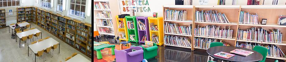 Biblioteca Iparralde