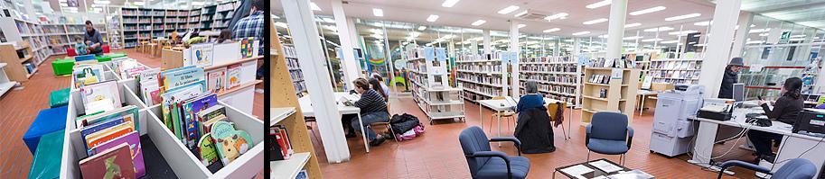 Biblioteca Lakua