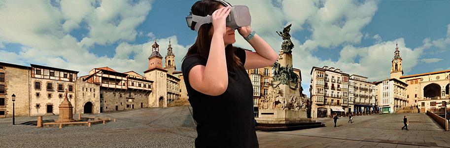 Turismo - Visitas 3D