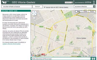 Portada Geo Vitoria-Gasteiz