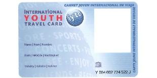 carné joven internacional