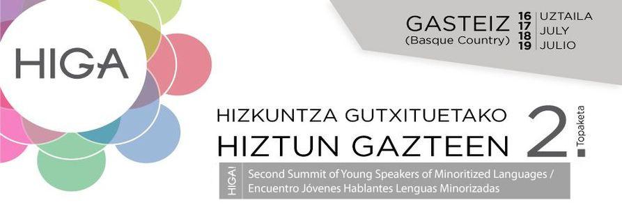 Hizkuntza Gutxituetako Hiztun Gazteen