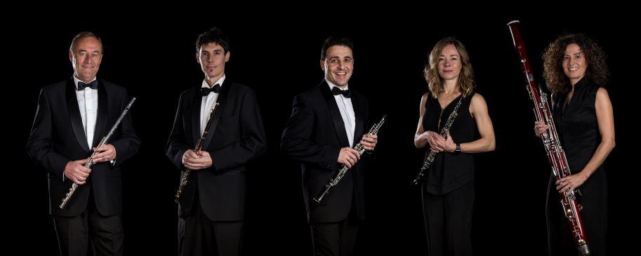 Udal Musika Banda: txirulak, oboeak eta fagota