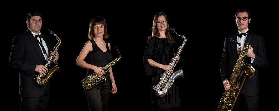 Udal Musika Banda: saxofoiak