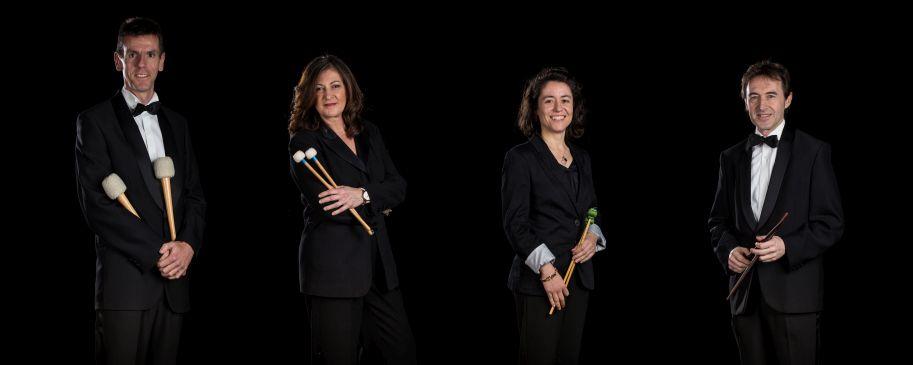 Udal Musika Banda: perkusioa