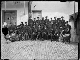 Banda Municipal de Música. 1918