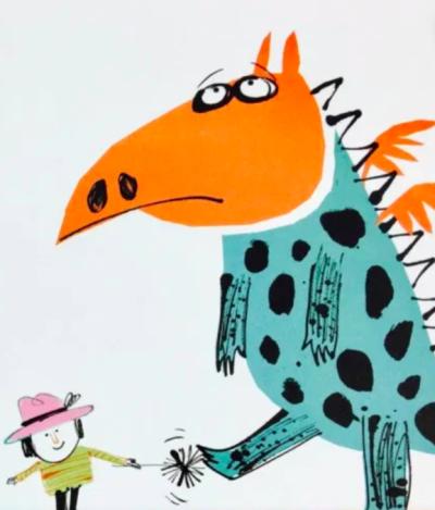 Cuenta cuentos: Como encender a tu dragón