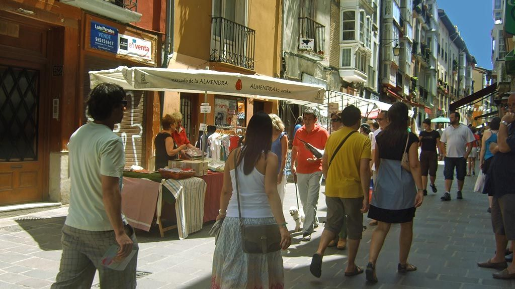 Mercado Almendra
