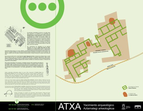 Zadorra ibaiko parkearen informazio panela - Atxa4
