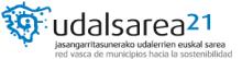 Logotipo de Udalsarea21