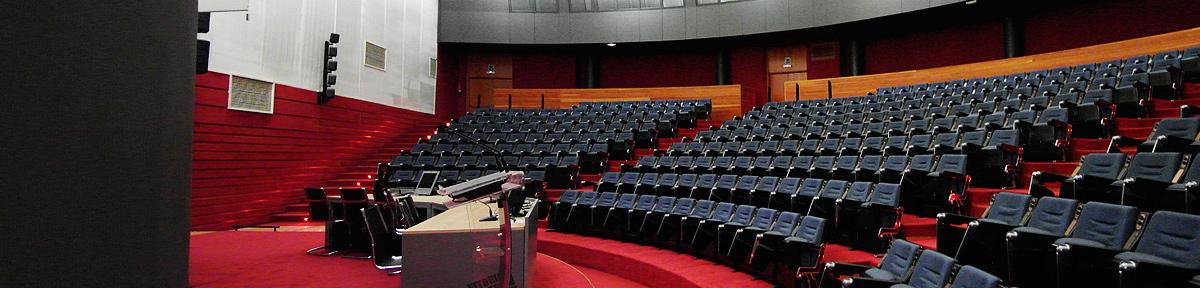 Auditorio Francisco de Vitoria