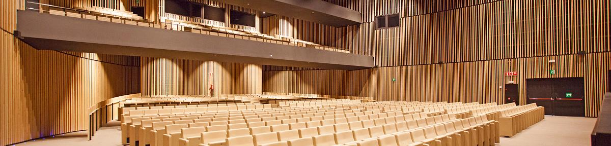 María de Maeztu auditorium