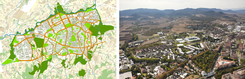 Website of the VitoriaGasteiz City Council Environmental Studies