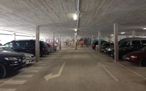 Silo parking