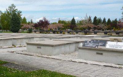 lápidas zona común