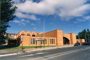 Arañadle Kiroldegiaren eraikina