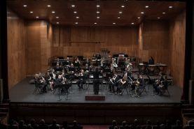 Banda Municipal de Música. Teatro Principal Antzokia.