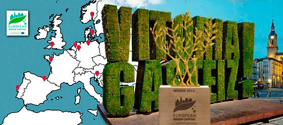 From 21 to 23 April in Ataria and in the Europa Congress Palace - Technical Meeting of the European Green Capital Network