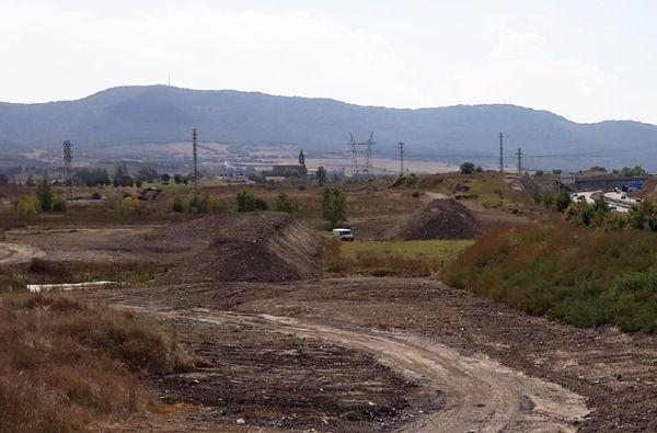 Proyecto de parque en Jundiz