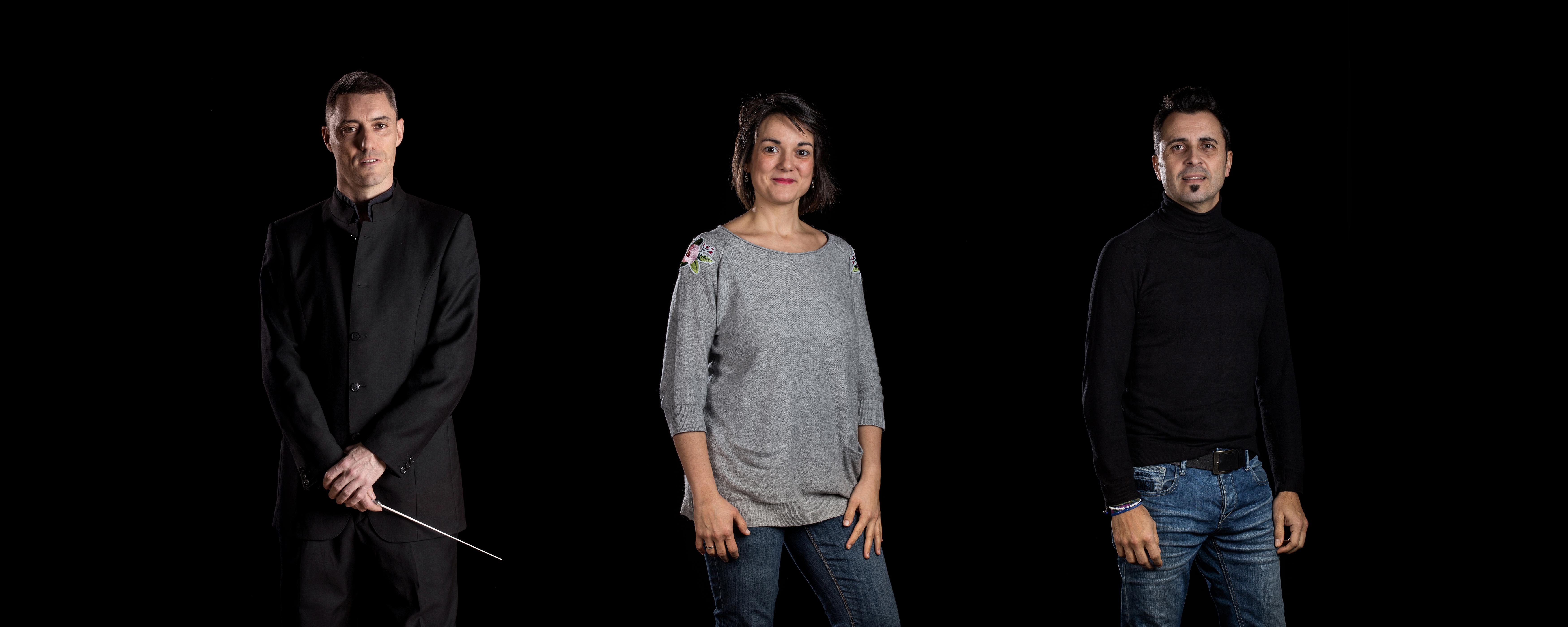 Udal Musika Banda: talde teknikoa