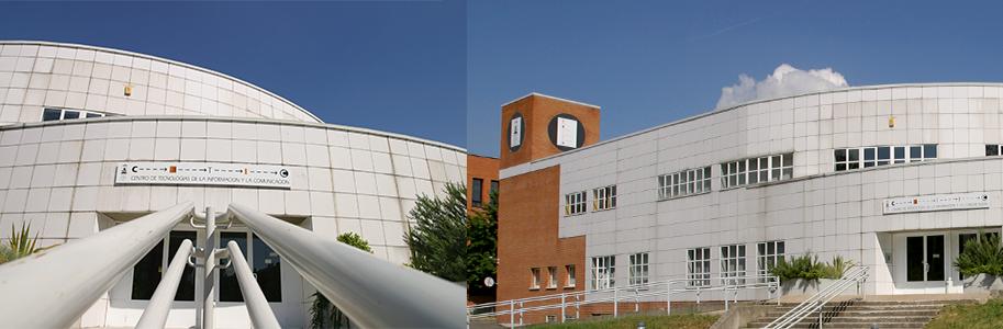 edificio del CETIC