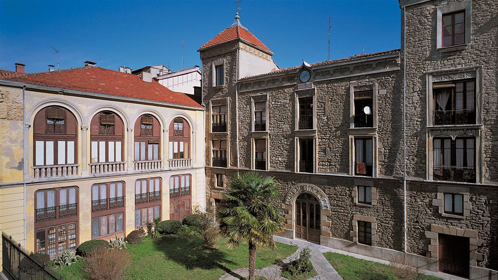 Turismo - Palacio de Álava - Esquivel