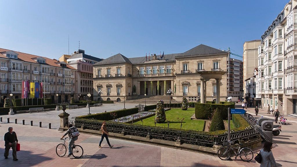 Turismo - Palacio de la Diputación