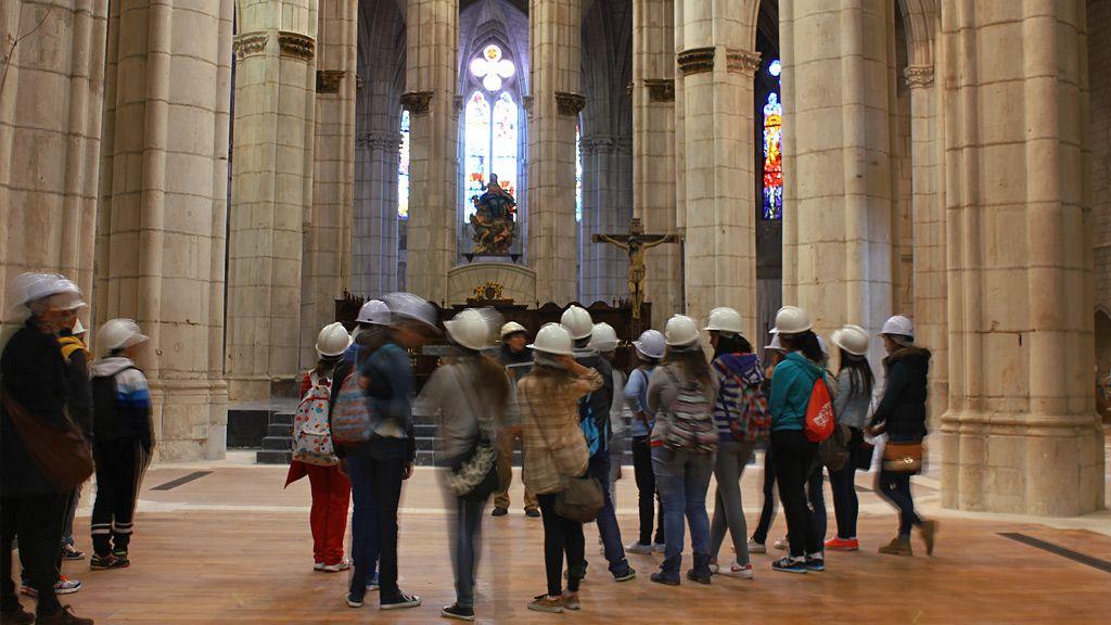 Turismo familiar - Catedral Santa María