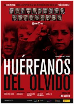 Cartel de la película Huérfanos del olvido
