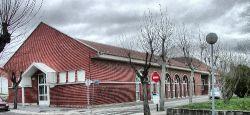 Imagen del Centro Cívico Abetxuko inaugurado en 1986