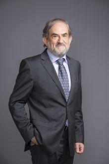 Primer plano de Raimundo Ruiz de Escudero