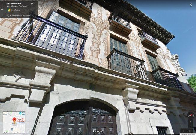 casa-palacio Marqués de la Alameda