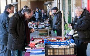Mercado coleccionismo gr