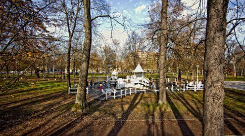Parc Le Prado