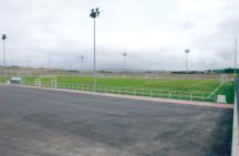 Abetxuku auzoko futbol zelaia
