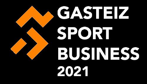 Logo del congreso Gasteiz Sport Business 2021