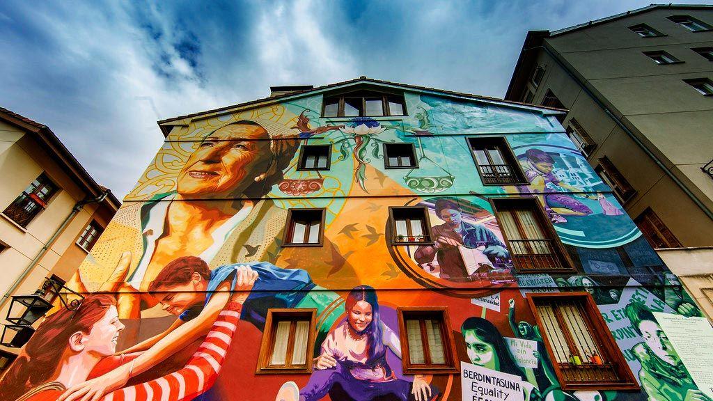muralismo público