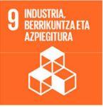 ODS 9_ Industria, berrikuntza eta azpiegitura