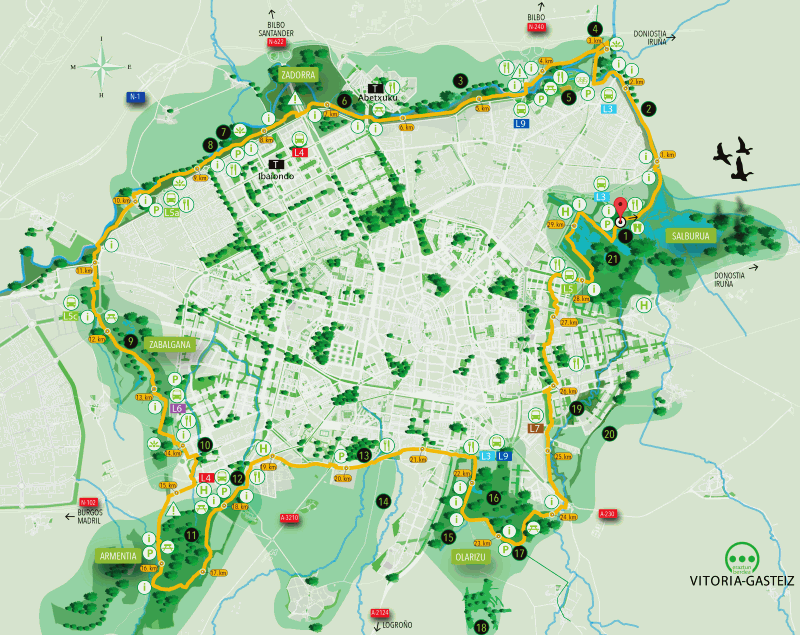 Biraren mapa