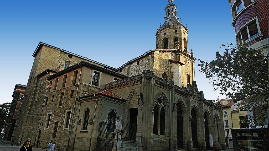 Turismo - Iglesia de San Pedro