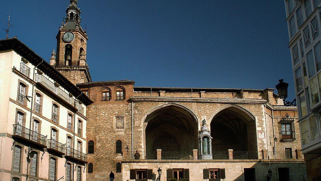 Turismo - Iglesia de San Miguel