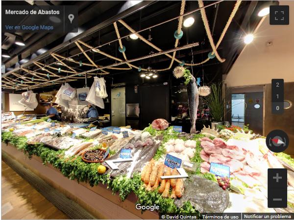 Mercado Abastos 360