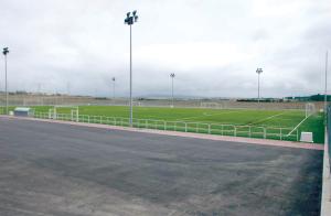 Abetxuku auzoko futbol zelaia (Ametsa)