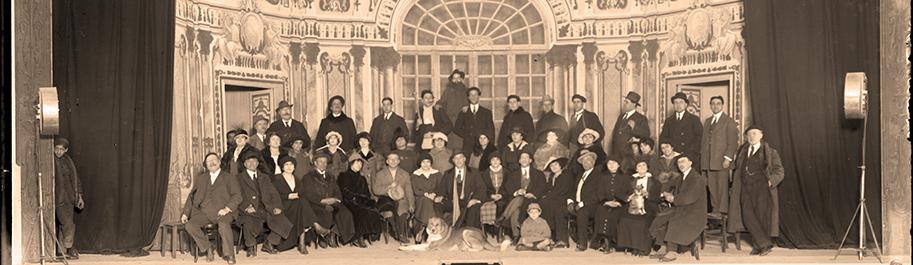 Compañía Granieri Marchetti. Inauguración teatro